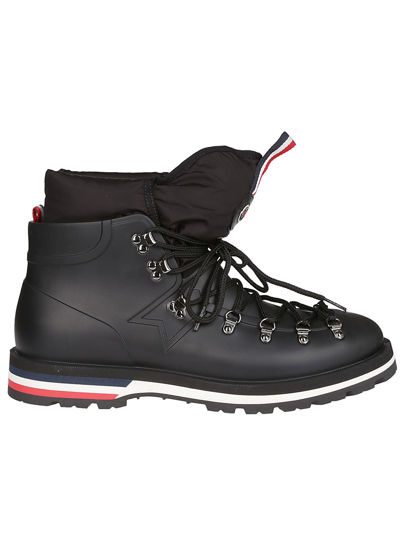 145bfc915391 Moncler Combat Sports Boots In Black
