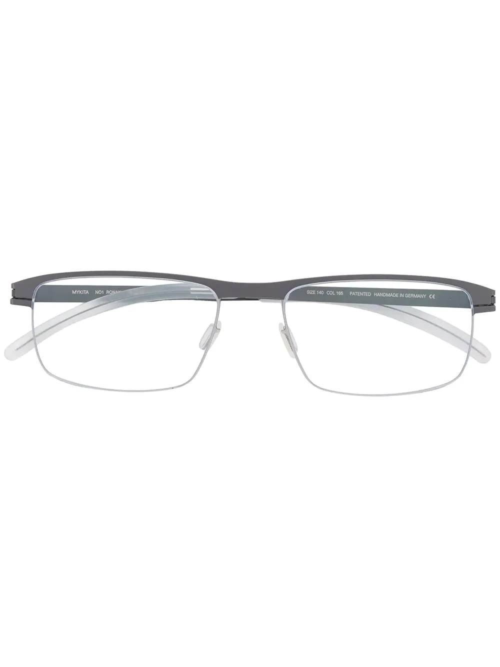 36b3a2cffe4 Mykita Rectangular Frames Glasses - Grey