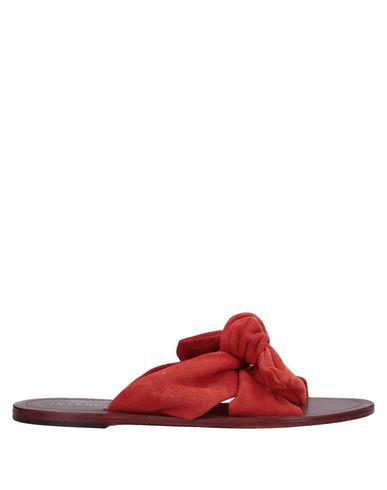 Intropia Sandals In Rust