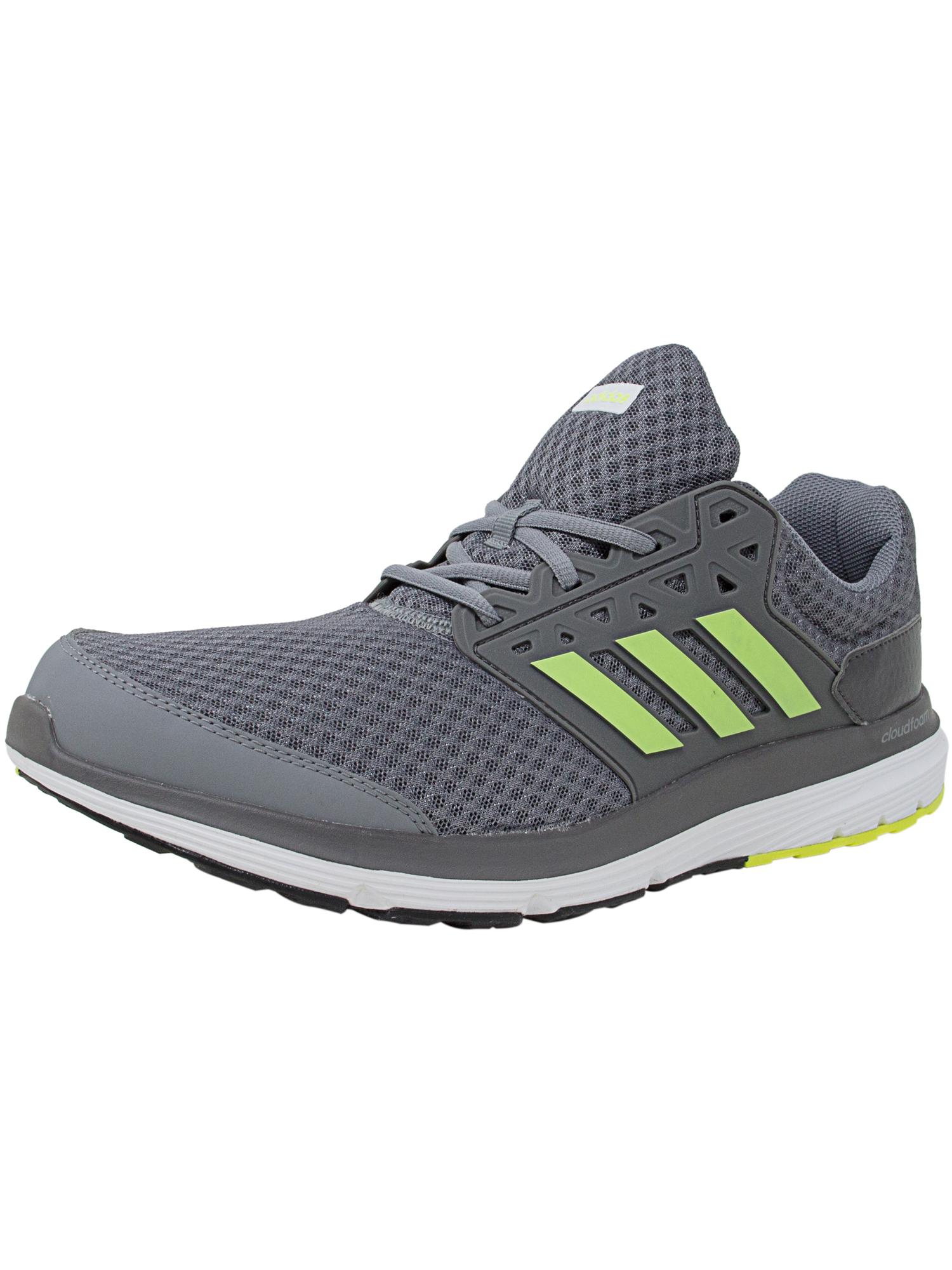 Arco iris Conciliador Impulso  Adidas Originals Adidas Men's Galaxy 3 Ankle-high Mesh Running Shoe In Grey  | ModeSens