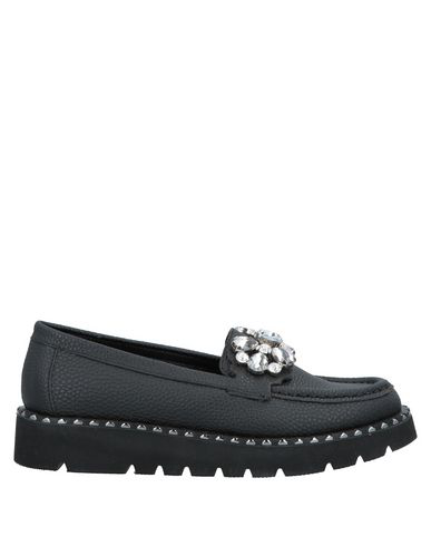 Carpe Diem Loafers In Black