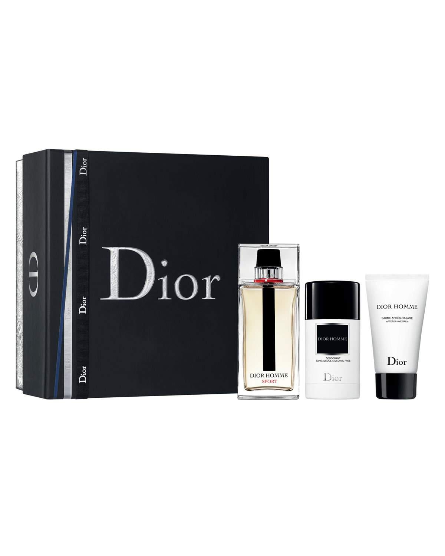 a14d9fb51baff8 Dior Homme Eau De Toilette Three-Piece Gift Set   ModeSens