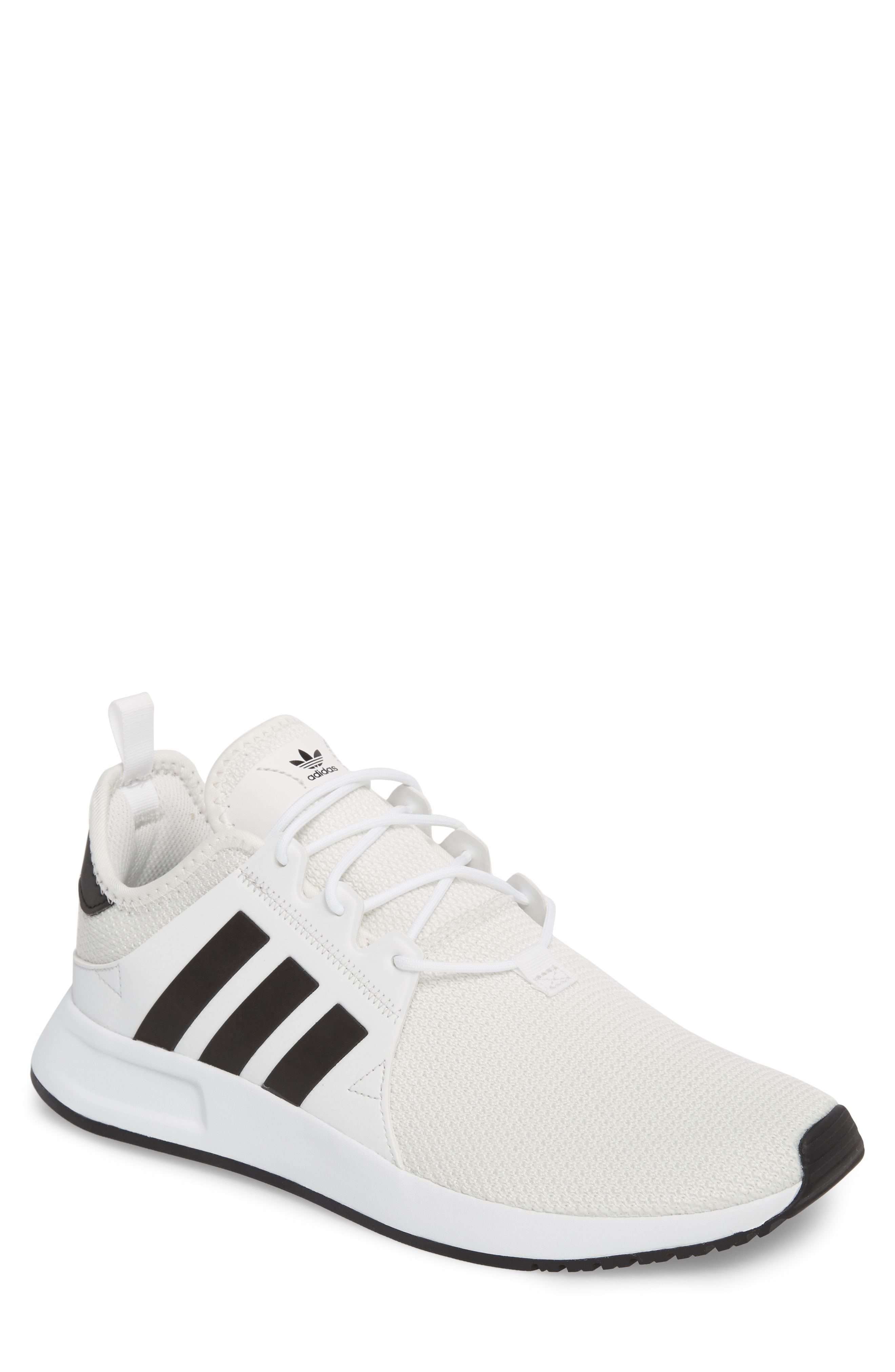 e347b9f5206b Adidas Originals Adidas Men s X Plr Casual Sneakers From Finish Line In  White