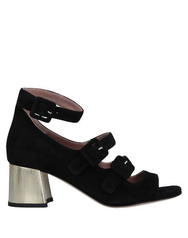 Gianna Meliani Sandals In Black