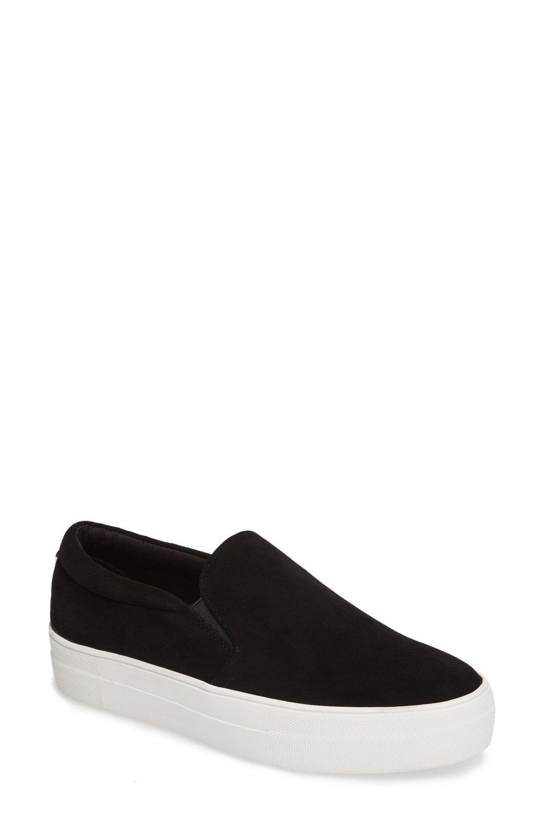 5136bc4b05b Steve Madden Gills Platform Slip-On Sneaker In Natural Raffia