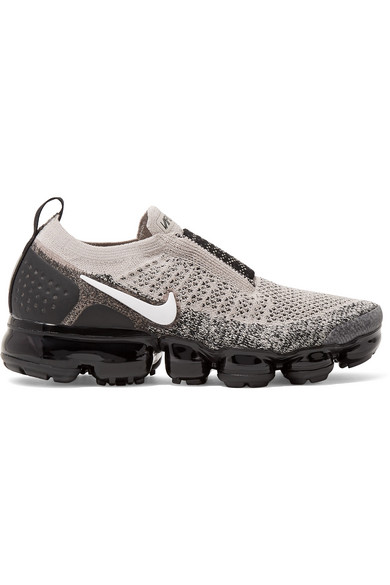 c2a3563ca8 Nike Women's Air Vapormax Flyknit Moc 2 Running Shoes, Brown In Lilac