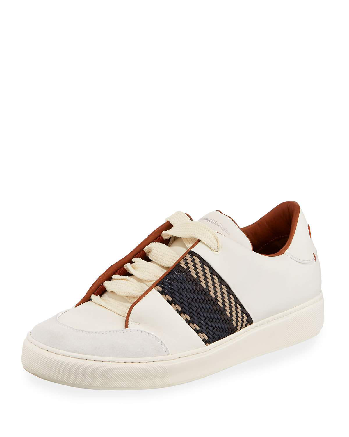 f431953a MEN'S TIZIANO LOW TOP SNEAKERS