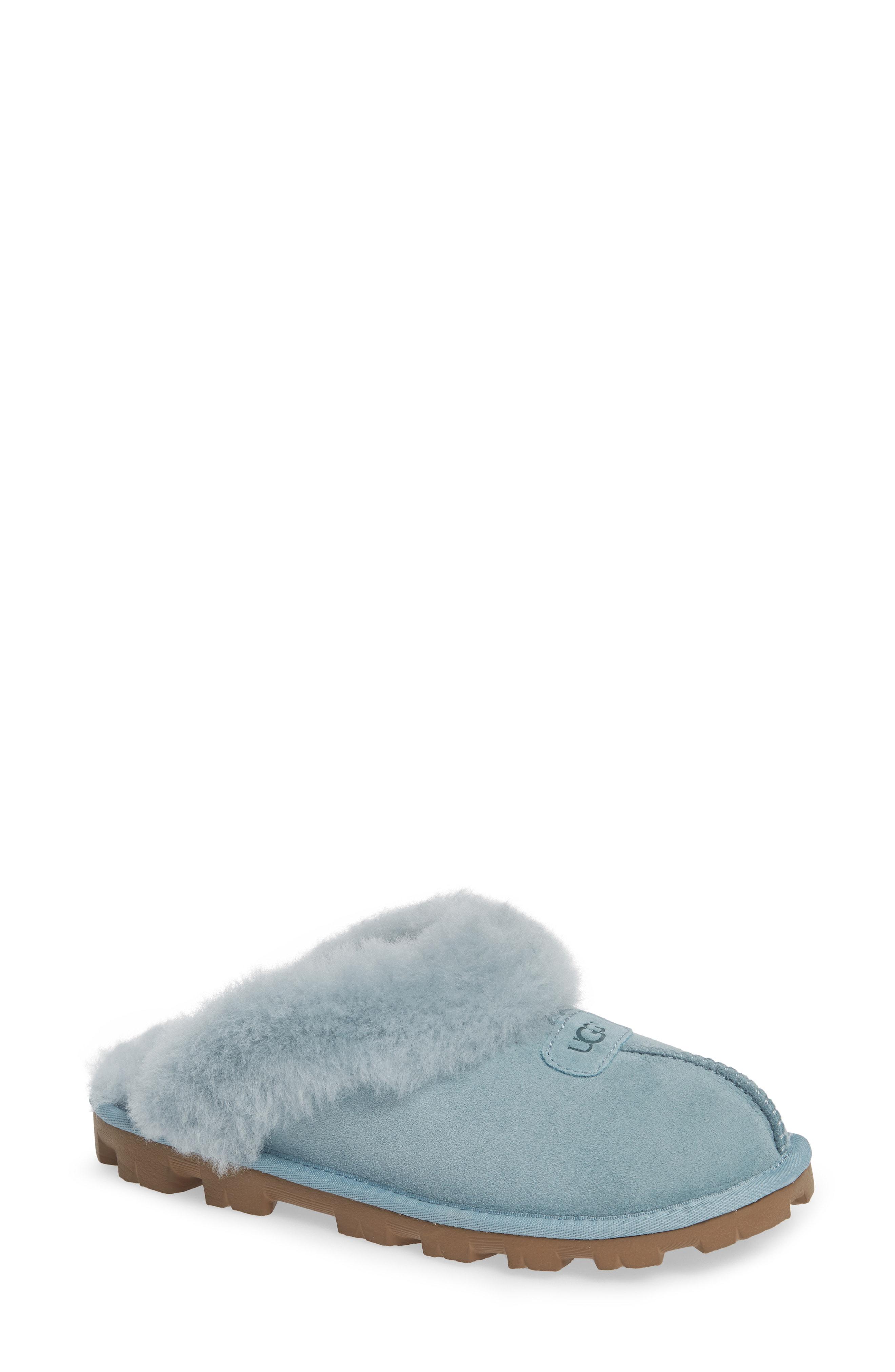 6e3b0e409 Ugg Genuine Shearling Slipper In Succulent | ModeSens