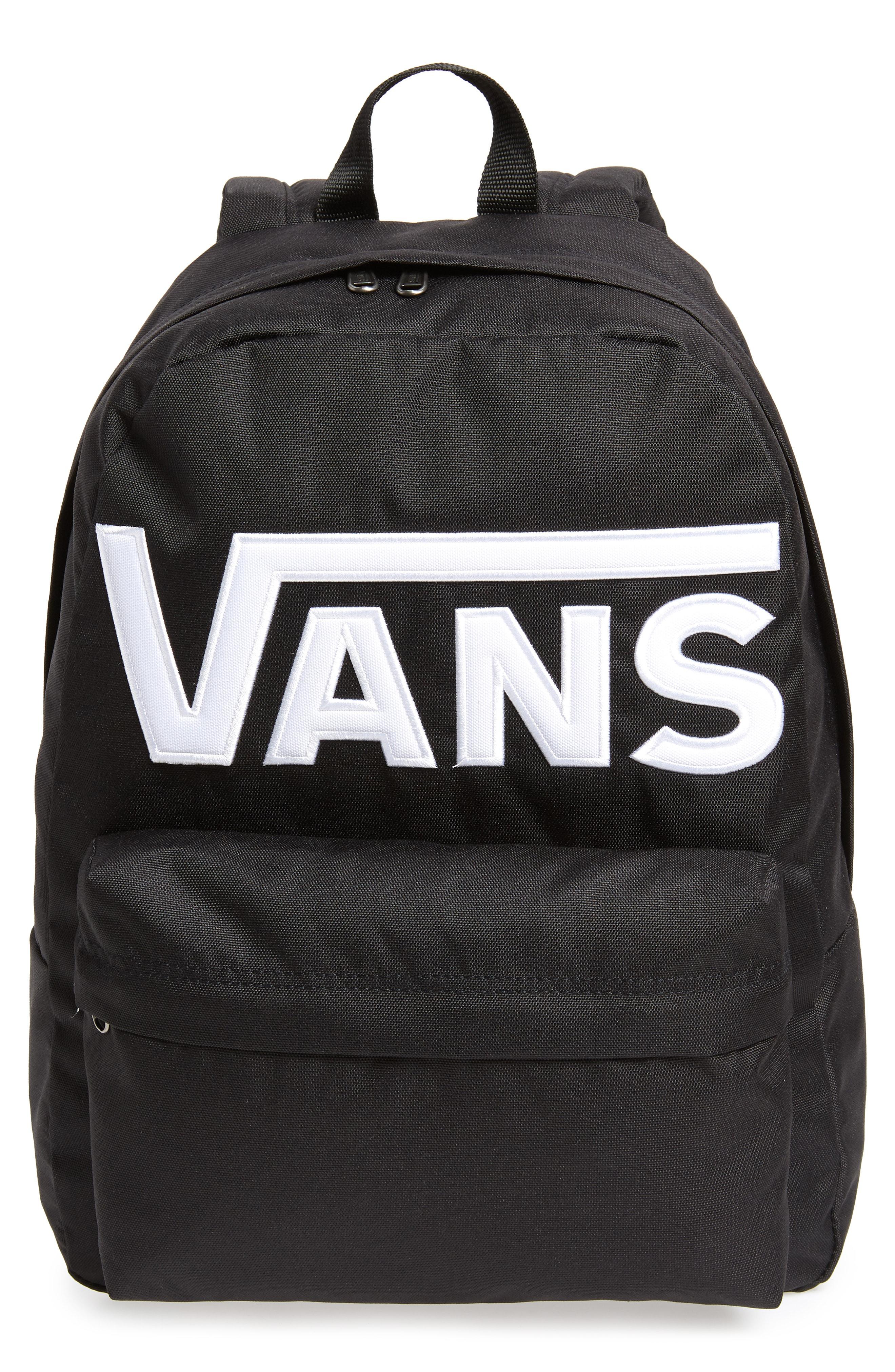 aeff1ee052 Vans Old Skool Ii Backpack - Green In Classic Camo  Black