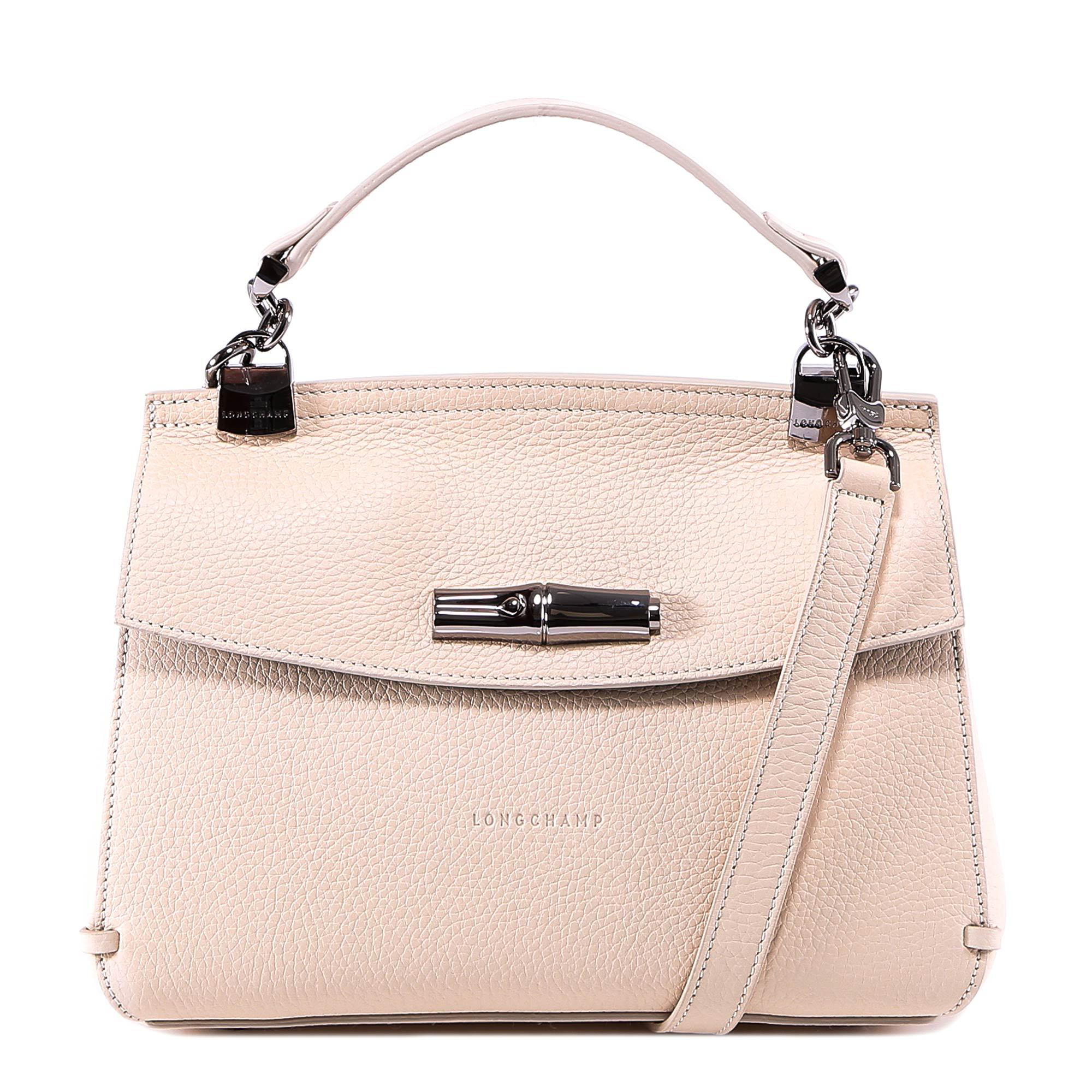 Longchamp Madeleine Tote Bag In Beige. CETTIRE 80fedfad36298