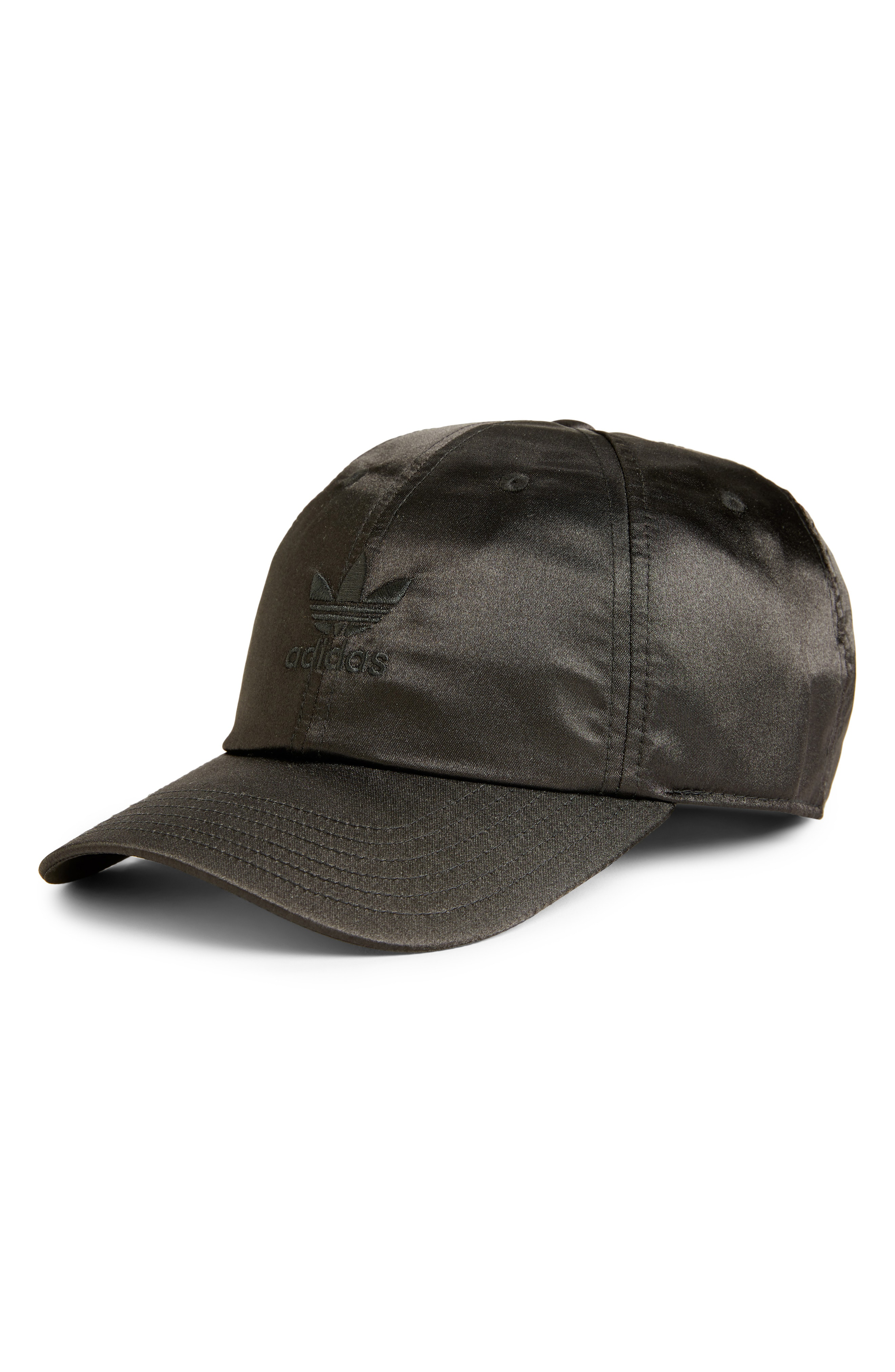 35e84812c9548 Adidas Originals Women s Originals Satin Adjustable Back Hat