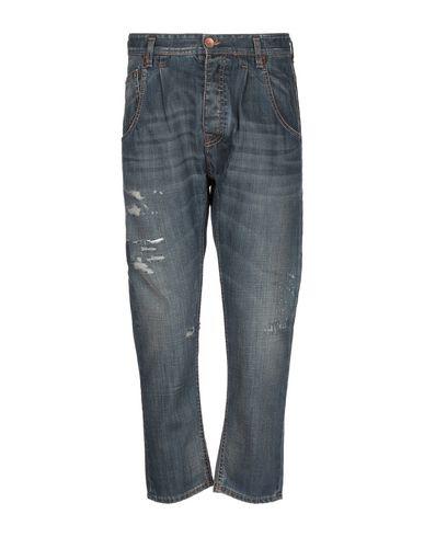 Novemb3r Denim Pants In Blue