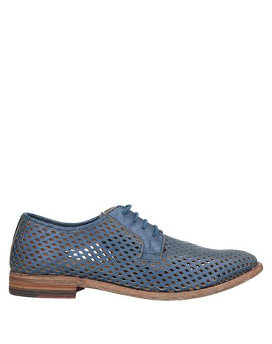 Catarina Martins Laced Shoes In Blue