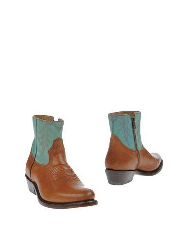 Ash 'kut Austin Caribe' Cowboy Boots In Tan