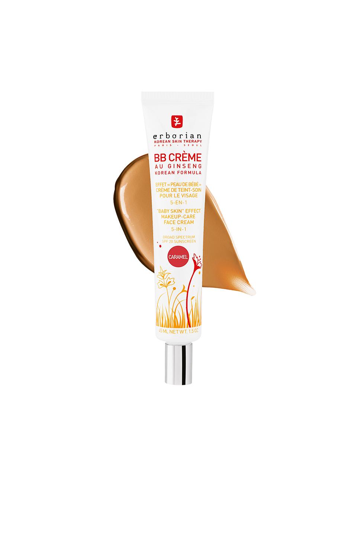 Erborian Bb Cream Tinted Moisturizer Broad Spectrum Spf 20 In Caramel