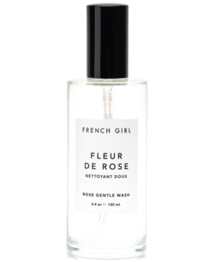 French Girl Fleur De Rose Rose Gentle Wash, 3.4-oz. In White