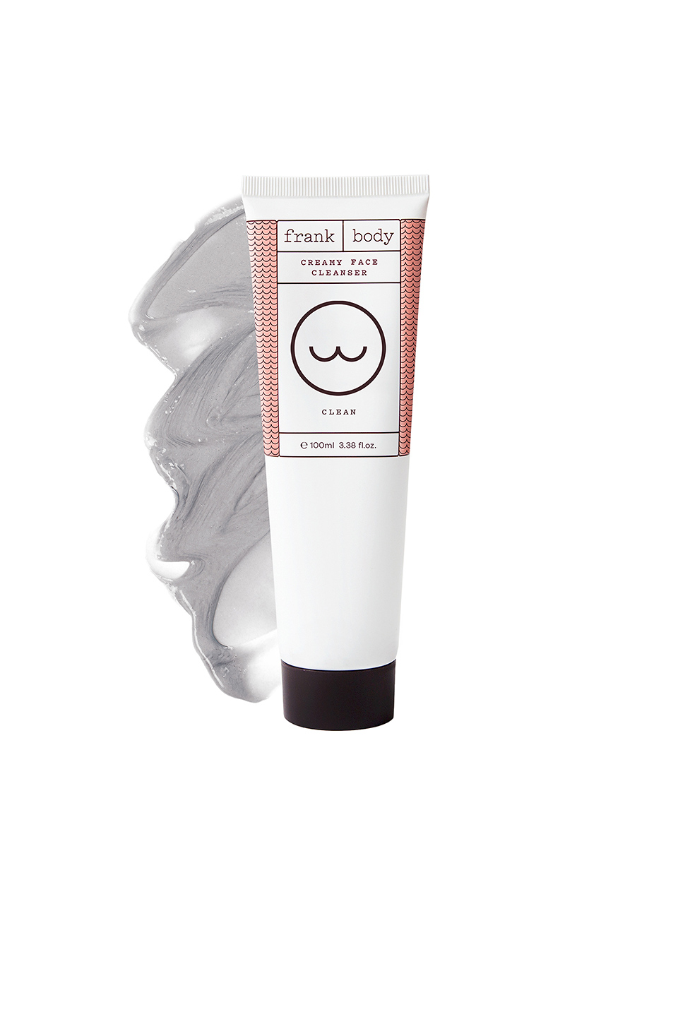 Frank Body Creamy Face Cleanser In N,a