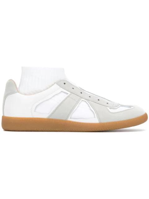 Maison Margiela Replica Sneakers - 白色 In White