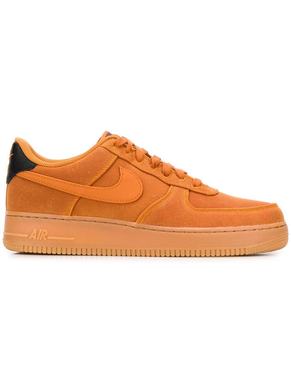 1312c9c9d9f Nike Air Force 1  07 Lv8 Suede Sneakers In Beige In Brown