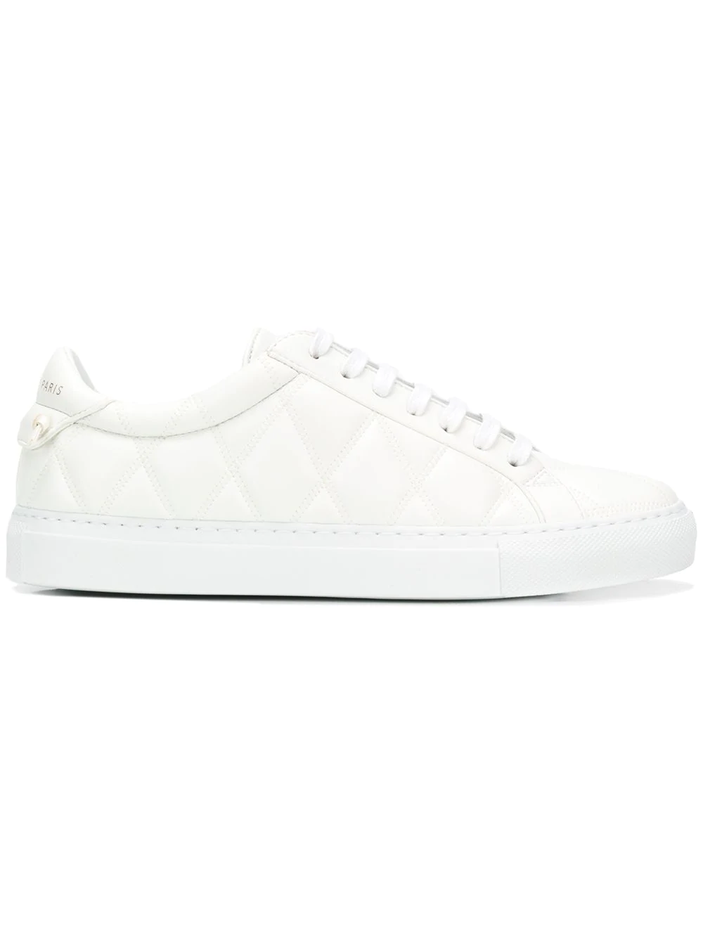 Givenchy White Logo Laces Urban Street Sneakers