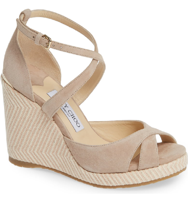 82eb7f13ed8 ALANAH STRAPPY WEDGE SANDAL