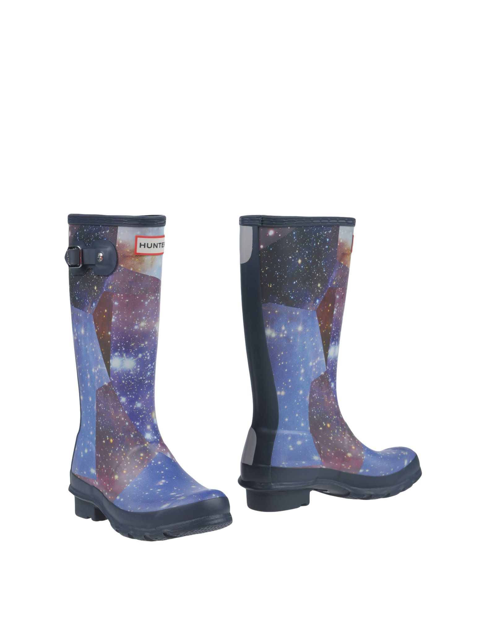 Hunter Boots In Blue