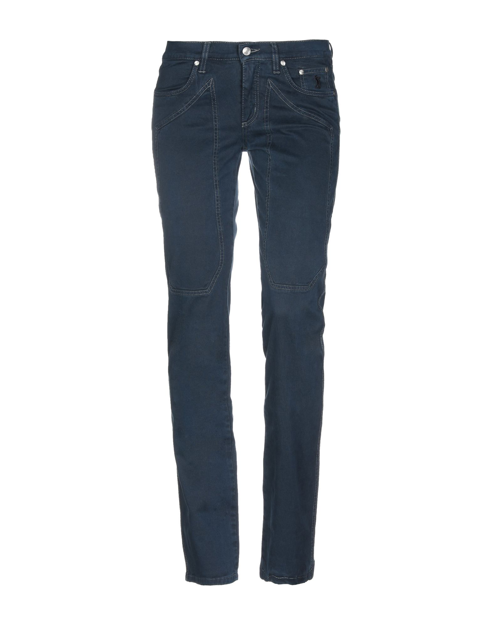 Jeckerson Casual Pants In Dark Blue