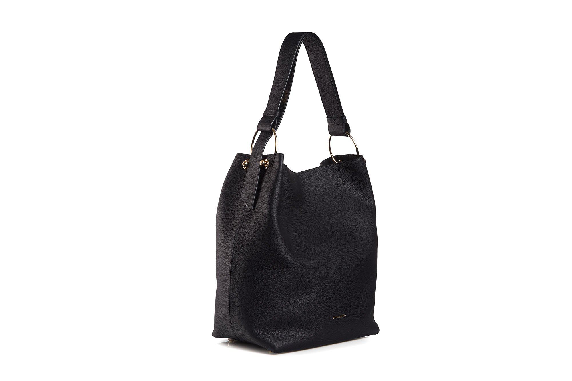 43acb0f40805 Shop Strathberry Lana Bucket Bag - Black