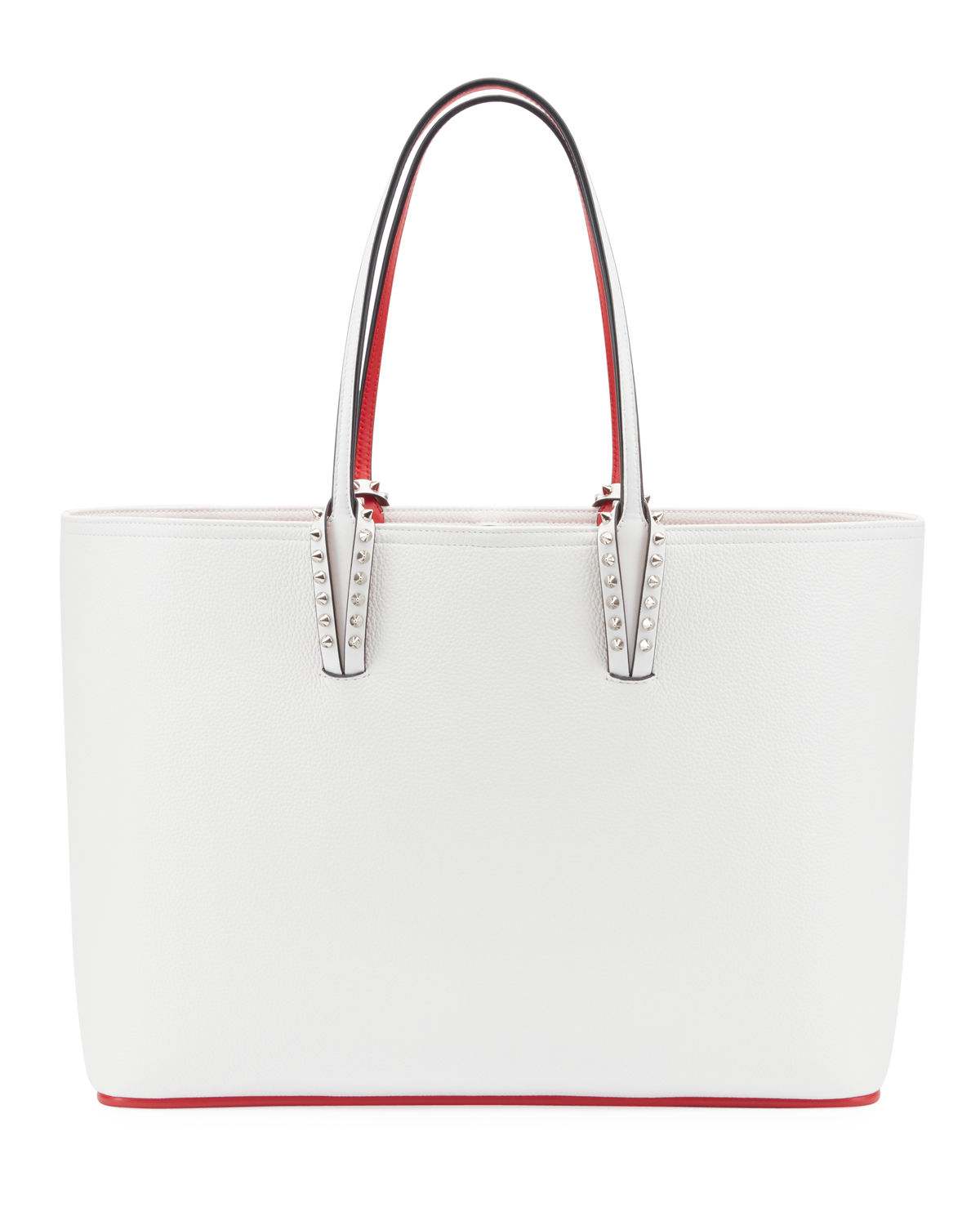 2deea35b9d6f Christian Louboutin Cabata East-West Leather Tote Bag
