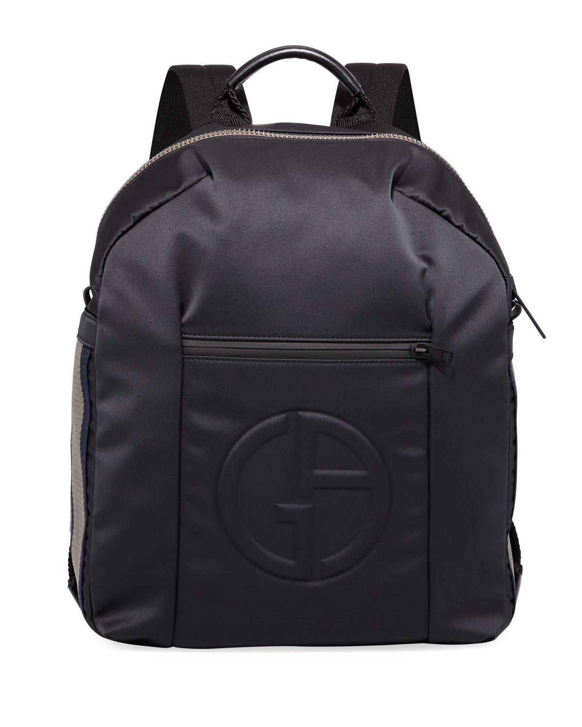 51b69def9 Giorgio Armani Men's Nylon Backpack In Black | ModeSens