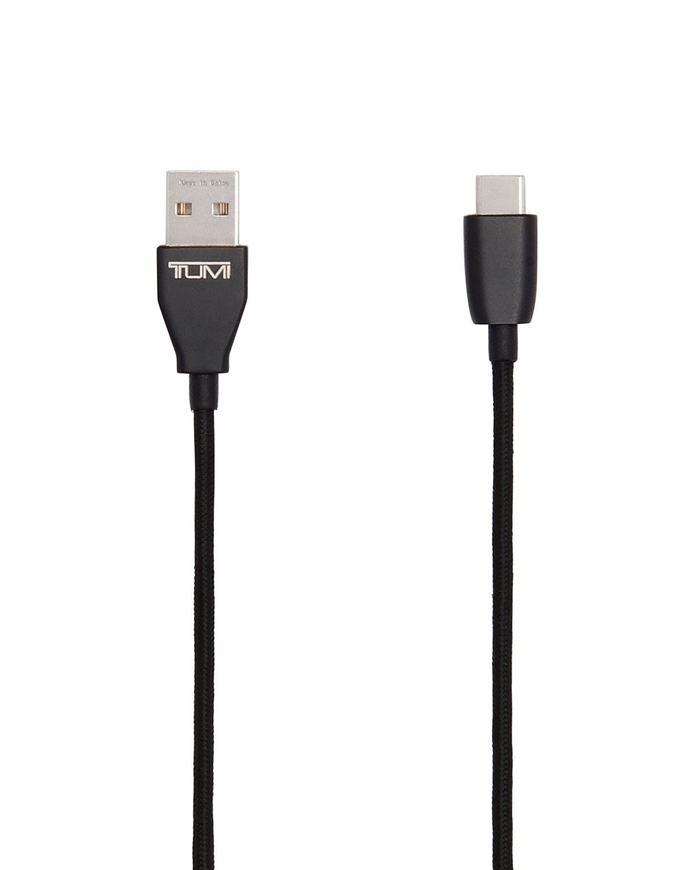 Tumi Usb Type-C Cable In Black