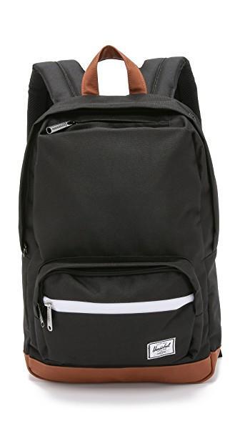 Herschel Supply Co. 'pop Quiz - Mid Volume' Backpack In Black