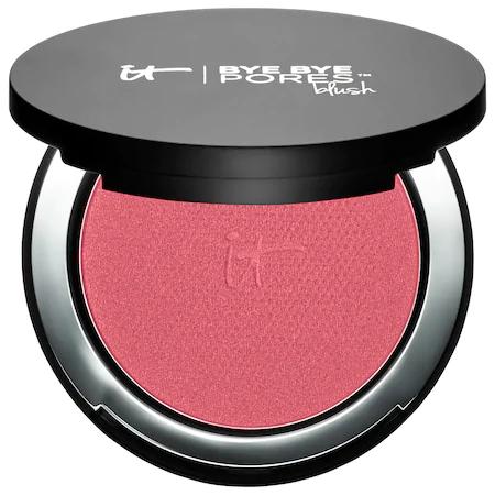 It Cosmetics Bye Bye Pores Blush Naturally Pretty 0.192 oz/ 5.44 G