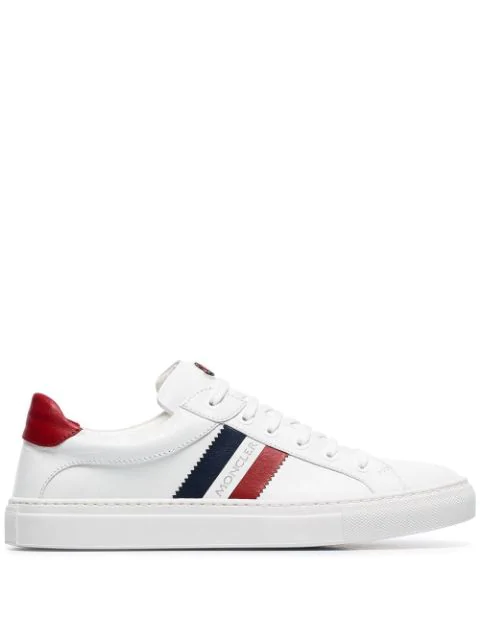 Moncler Women's New Leni Low-top Sneakers In White