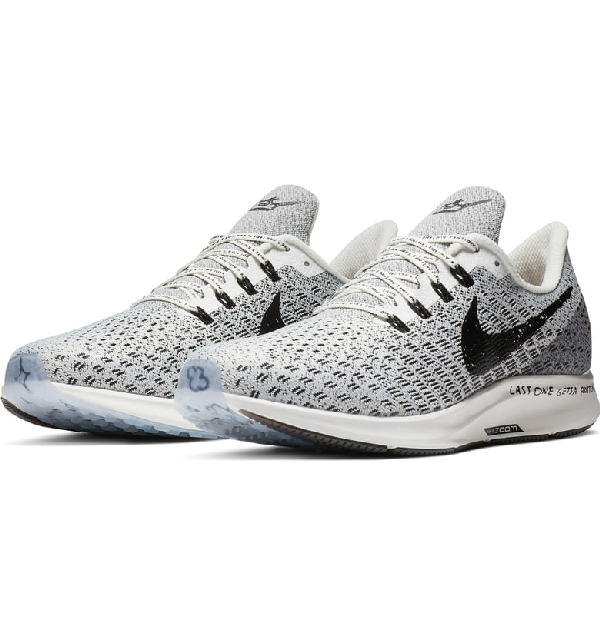 e90cef60f1fc8 Nike Men s Air Zoom Pegasus 35 Nb Running Sneakers From Finish Line In Ivory