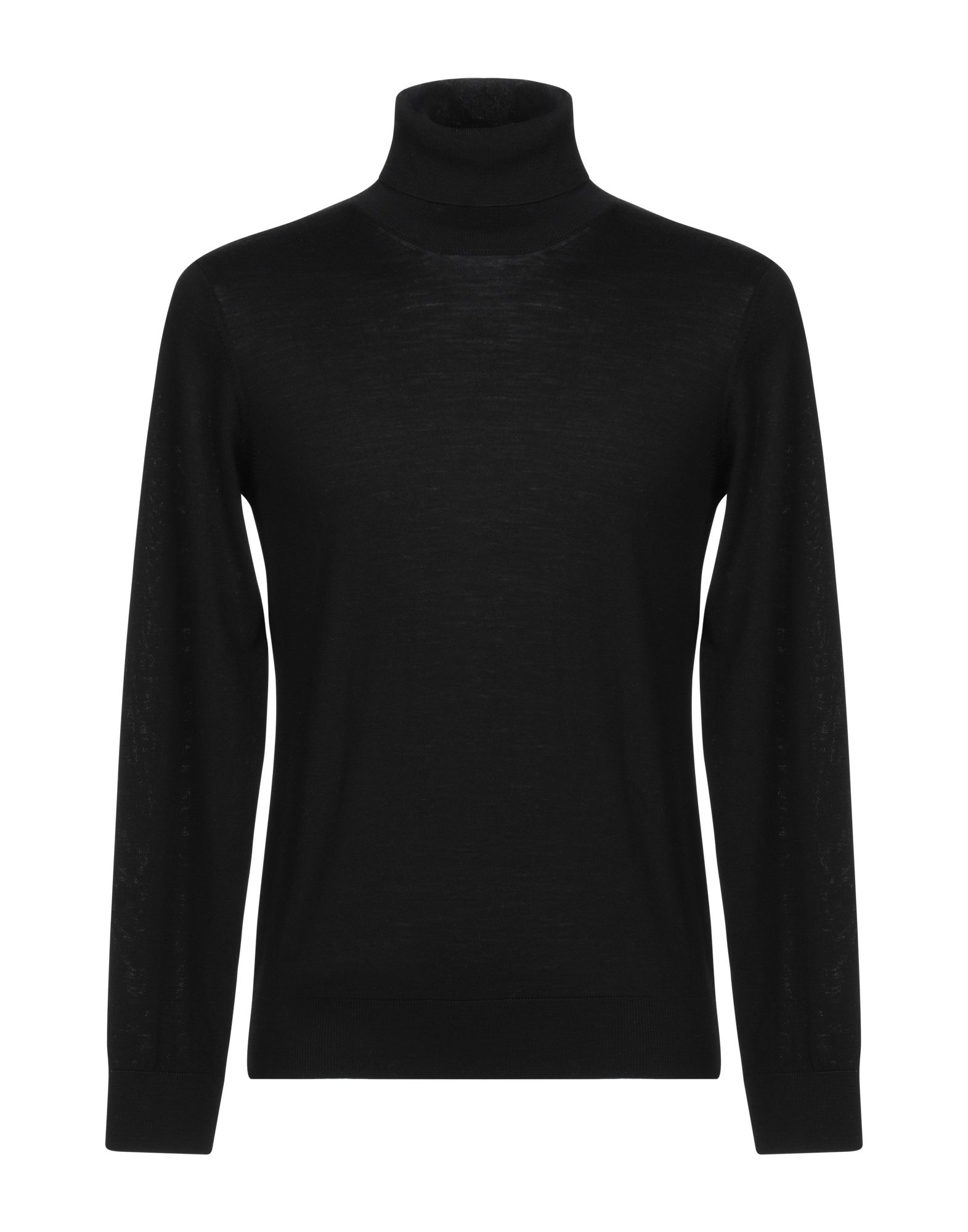 Kaos Turtleneck In Black