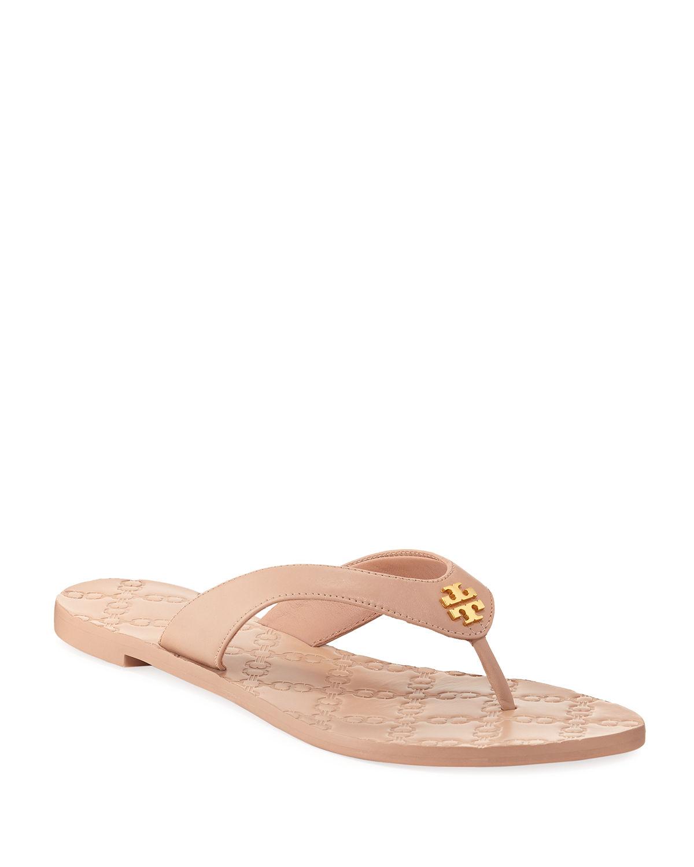 77117c12707a Tory Burch Monroe Flat Thong Sandal