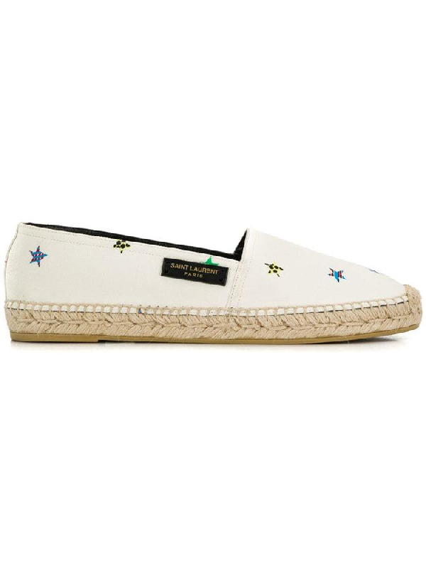 a617b5b49e SAINT LAURENT STAR ESPADRILLES