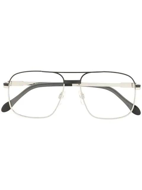 Cazal Mod Glasses In Black