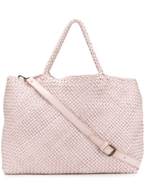 Officine Creative Class Tote In Pink