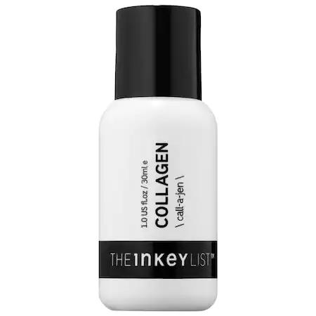 The Inkey List Collagen Booster Firming Peptide Serum 1 oz/ 30 ml