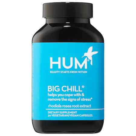 Hum Nutrition Big Chill™ Stress Management Supplement 30 Capsules