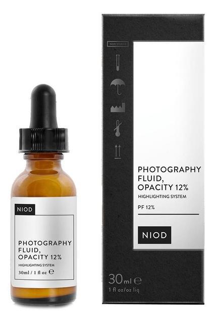 Niod Photography Fluid, Opacity 12%