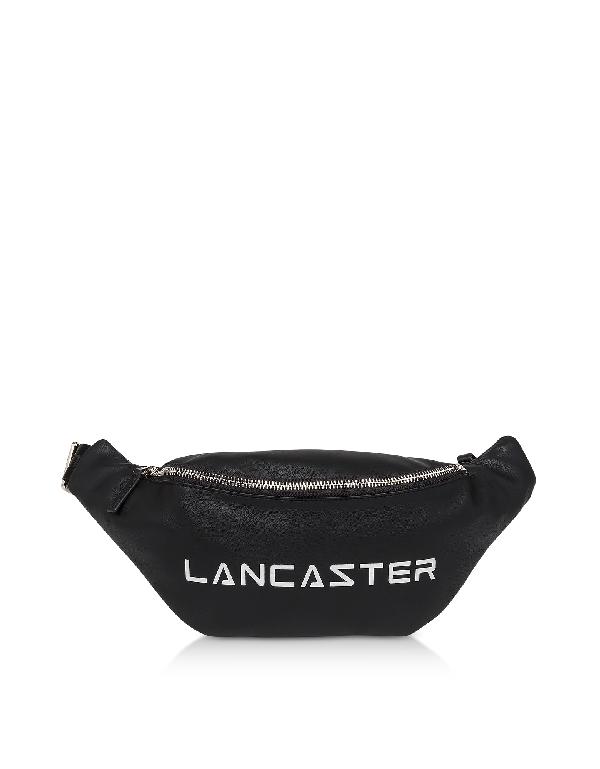 Lancaster Street Black Belt Bag