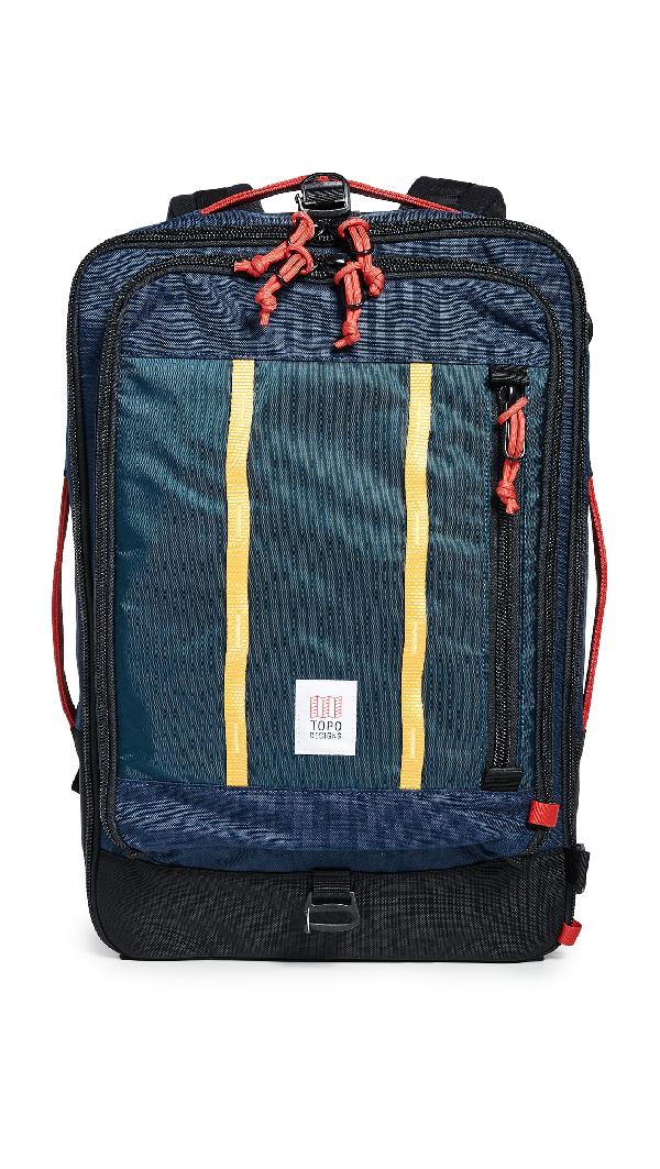 Topo Designs Travel Bag 30L In Navy