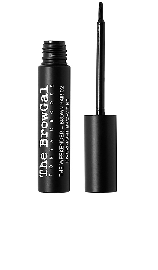 The Browgal The Weekend Overnight Brow Tint 染眉液 – Brown Hair