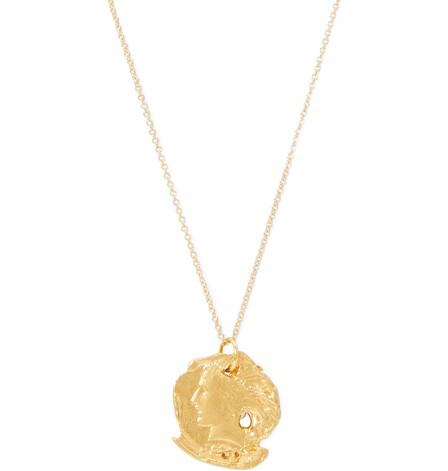 Alighieri The Forgotten Memory Necklace In Gold