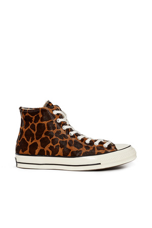 Converse Opening Ceremony Chuck 70 Pony Hair Sneaker In Brown
