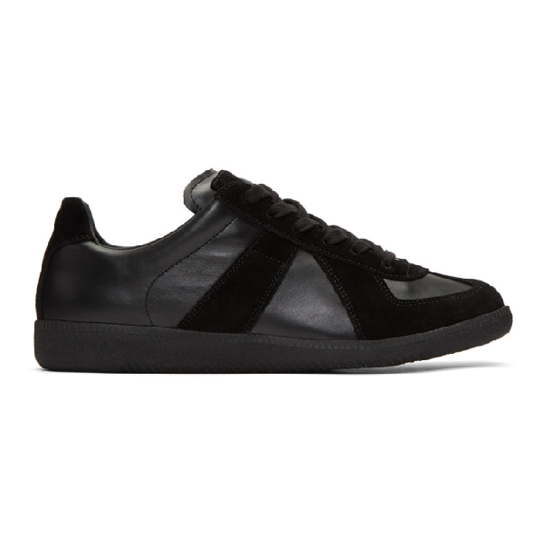Maison Margiela 黑色 Replica 运动鞋 In 900 Black