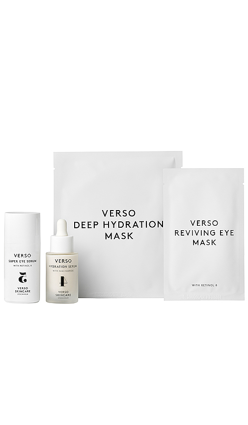 Verso Skincare Must Have Icons In N,a